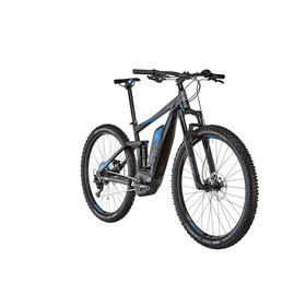 Cube Stereo Hybrid 120 EXC 500 E-Bike, zwart